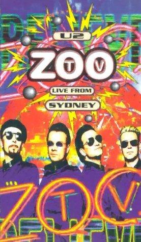 U2: Zoo TV - живой концерт в Сиднее