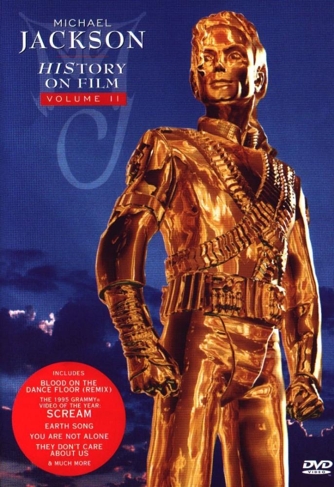 Майкл Джексон: Альбом 'HIStory' на киноплёнке