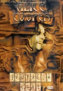 Элис Купер: брутальный живой концерт