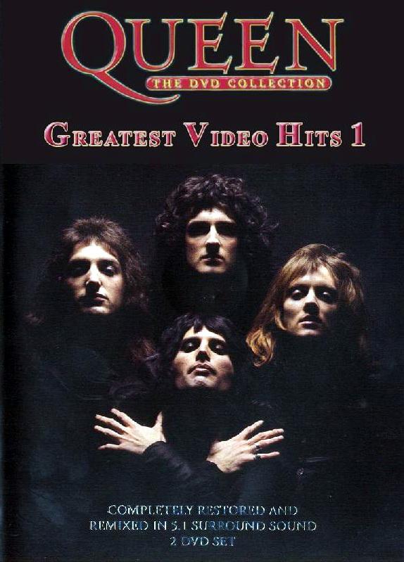 Queen: лучшие хиты на видео-1