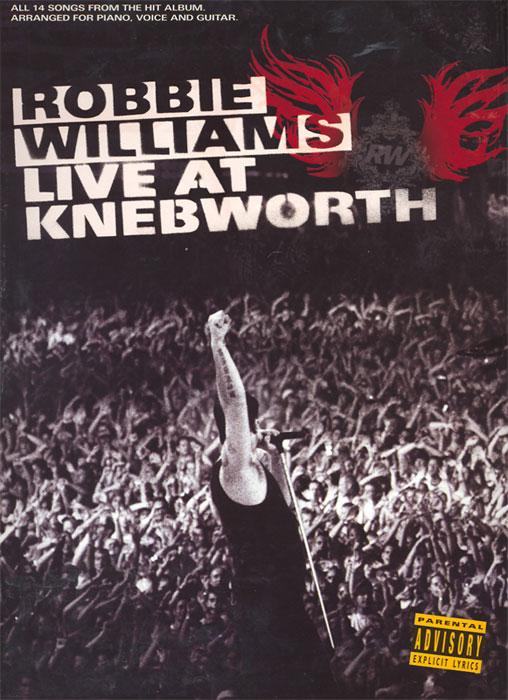 Робби Уильямс: живой концерт в Небуорте