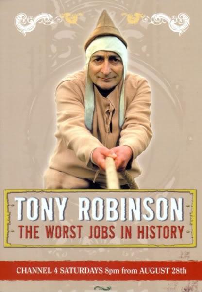 Худшие профессии в истории Британии