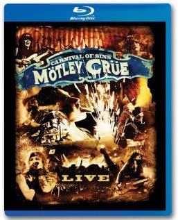 Motley Crue: карнавал греха