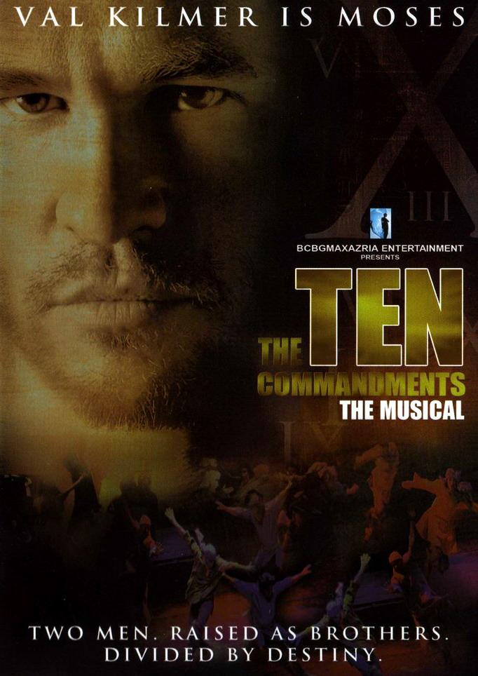 Десять заповедей: Мюзикл