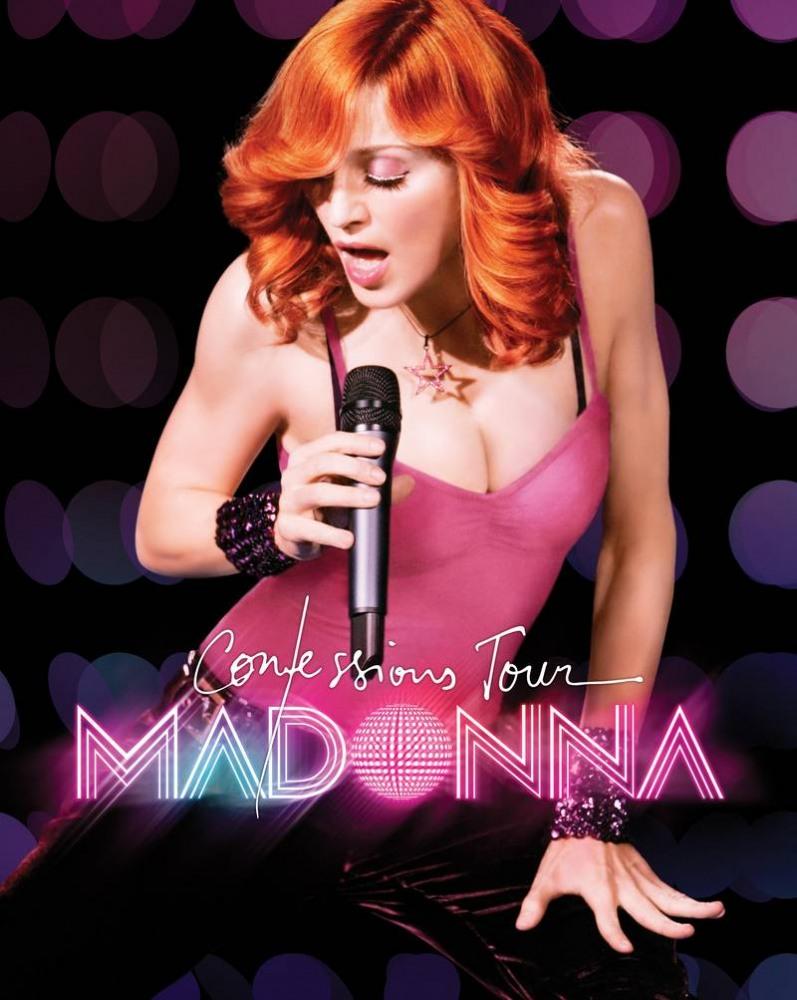 Мадонна: Живой концерт в Лондоне