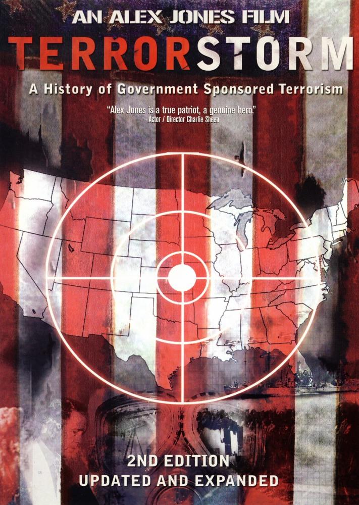 Шквал террора: История терроризма, спонсируемого правительством