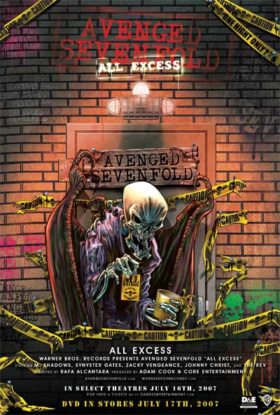 Avenged Sevenfold: на пределе