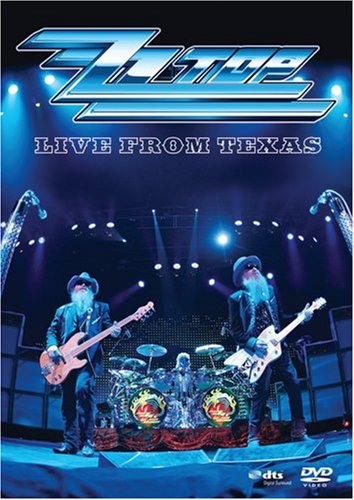 ZZ Top: живой концерт в Техасе