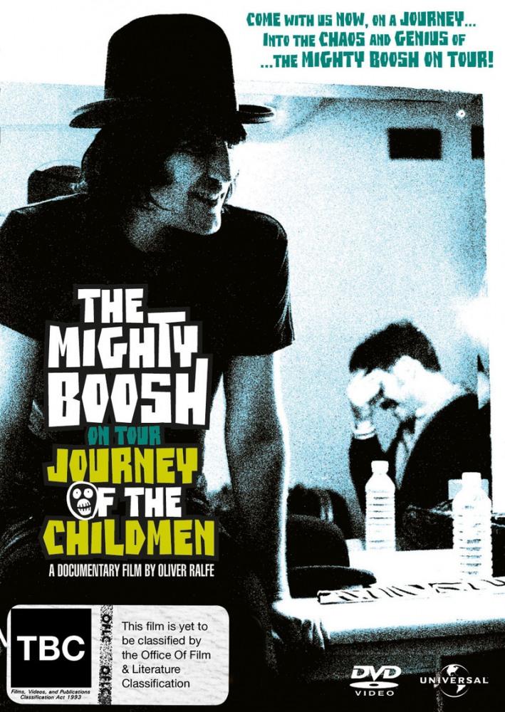 Mighty Boosh в турне: отвязное путешествие