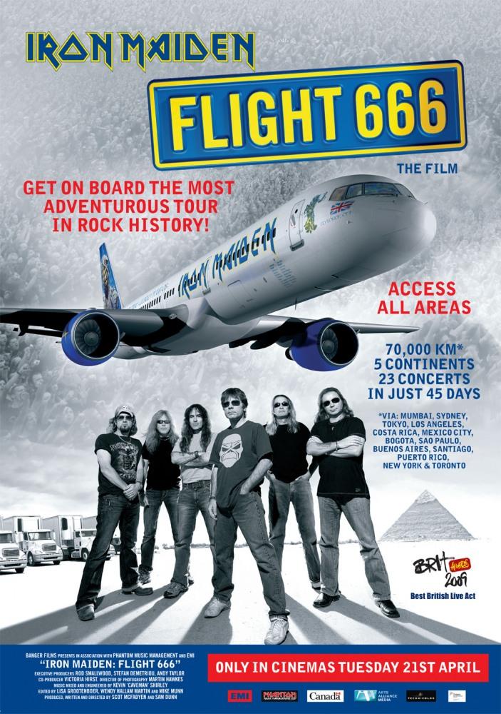 Iron Maiden – рейс 666
