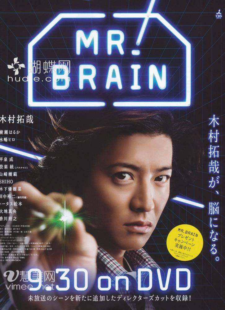 Мистер Мозг