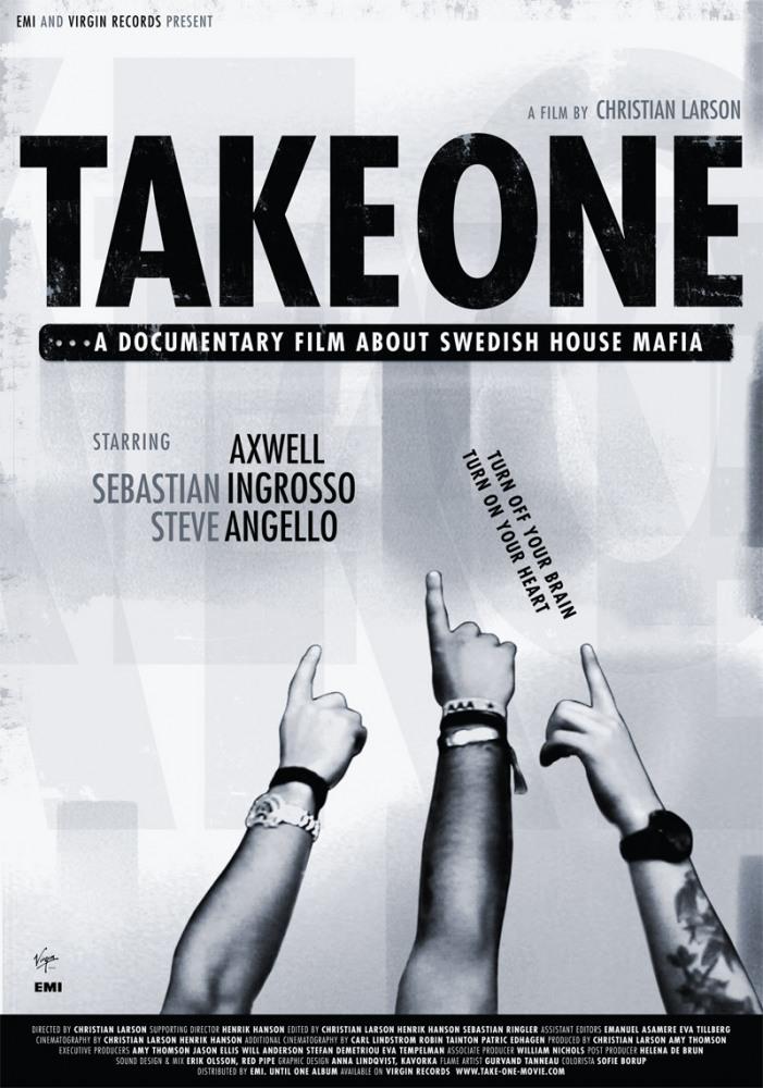 Возьми одну: документальный фильм о Swedish House Mafia