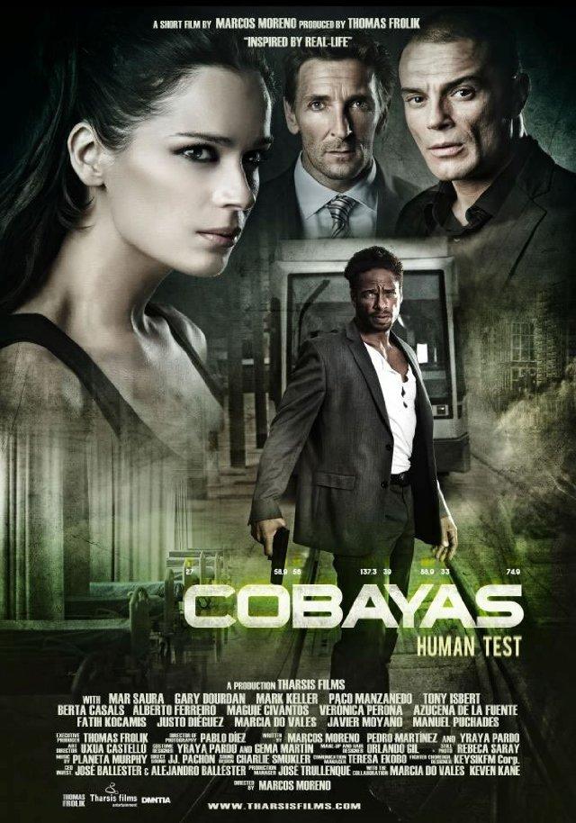 Cobayas: Human Test