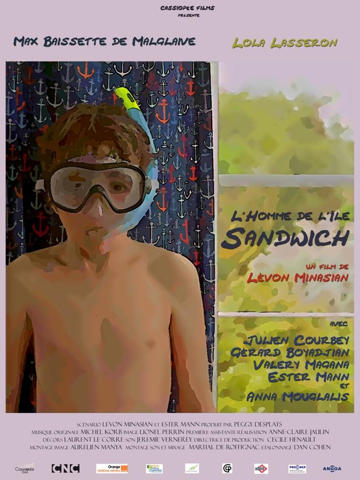 Человек с острова Сэндвич