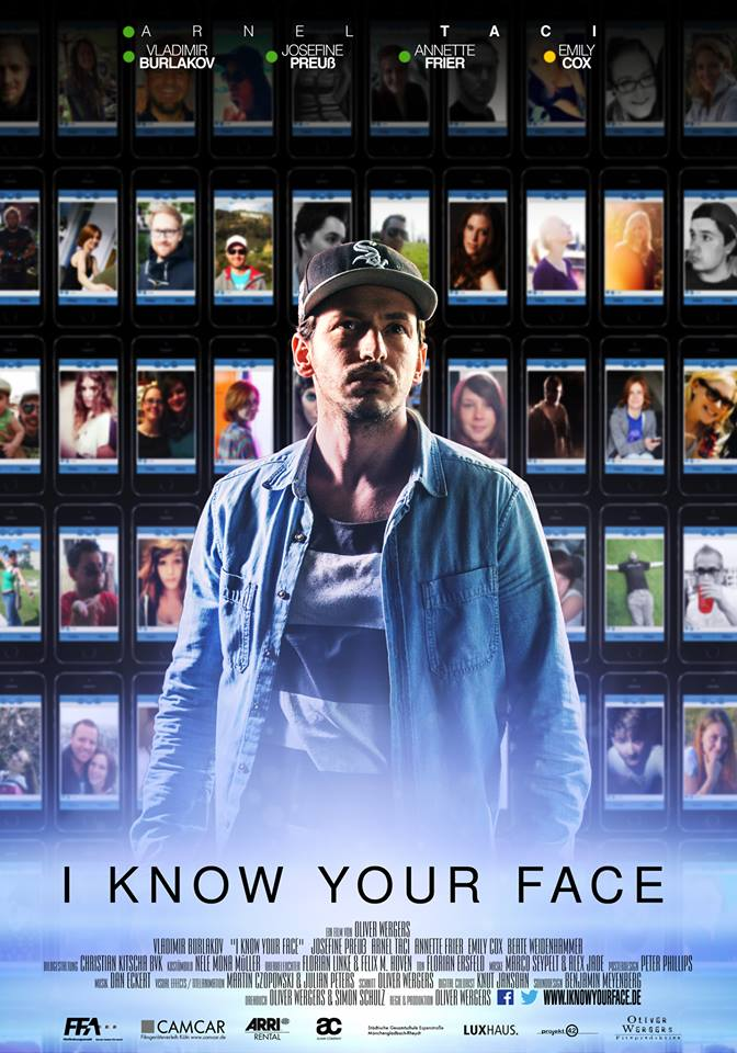 Я знаю тебя в лицо