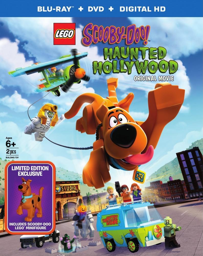 LEGO Скуби-Ду!: Призрачный Голливуд